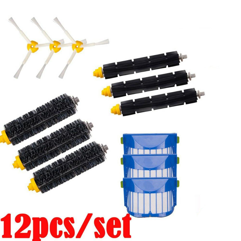 12PCS Replacement Kit Vacuum Parts for iRobot Roomba 600 Series 690 680 660 650