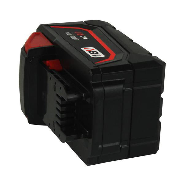 Milwaukee M18 18V XC 9.0Ah Battery Replacement Li-Ion | side