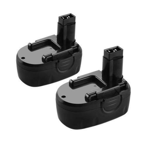 For Worx WA3127 18V Battery Replacement | WG150 WG250 WG541 3.0AH Ni-Cd battery 2 Pack