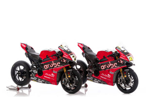 2019 WSBK Ducati Factory team Livery unveiled