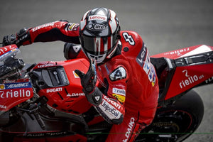 Petrucci appointed to WSBK to team up with Redding in Aruba.it Ducati in 2021