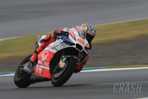 Jack Miller on Pole in a spectacular wet Qualifying for Argentina GP
