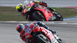 DUCATI DOUBLE DOMINATION !