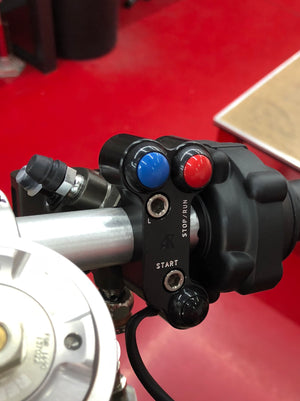 MOTORCYCLE RACE SWITCH
