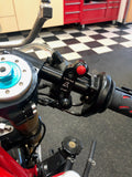 TWO BUTTON ENGINE SWITCH FOR DUCATI PANIGALE RH - Apex Racing Development