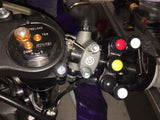 FIVE BUTTON STREET & RACE ENGINE & MENU SWITCH FOR YAMAHA R1 2015+ - Apex Racing Development