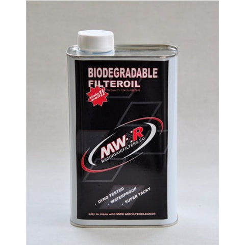 MWR Biodegradable Air Filter Oil (1L) - Apex Racing Development
