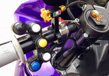 Left & right race switch kit for Yamaha R1 2015+ YEC ECU - Apex Racing Development