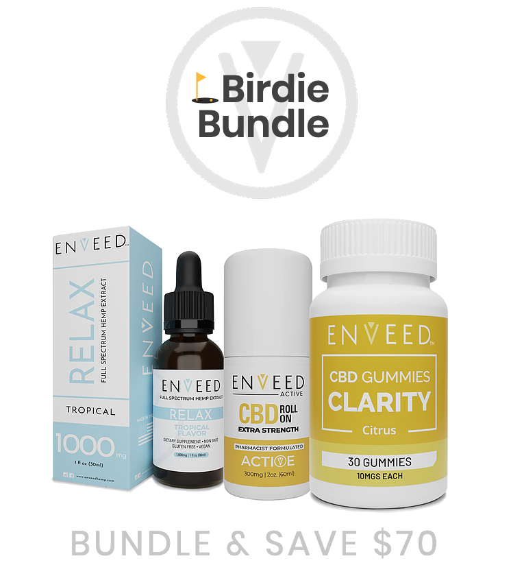 THE BIRDIE BUNDLE