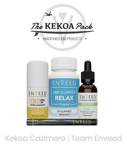 Kekoa CBD Bundle