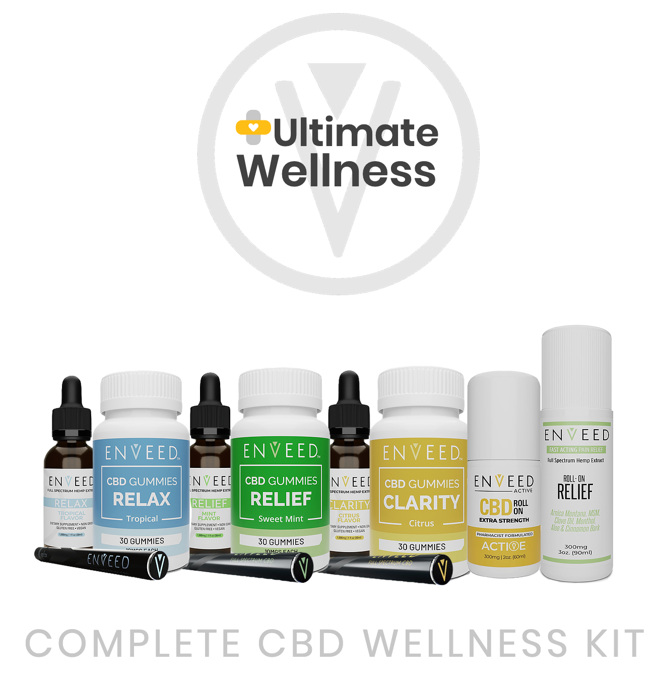 The Ultimate Wellness Kit
