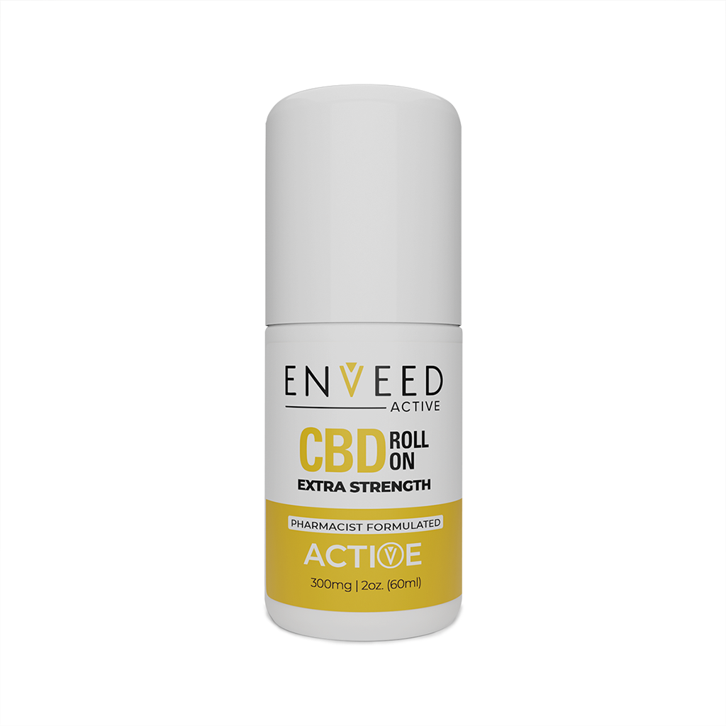 ACTIVE - CBD TOPICAL ROLL-ON (300mg)