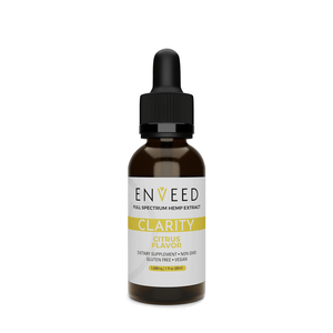 CLARITY CBD Oil Tincture - Citrus