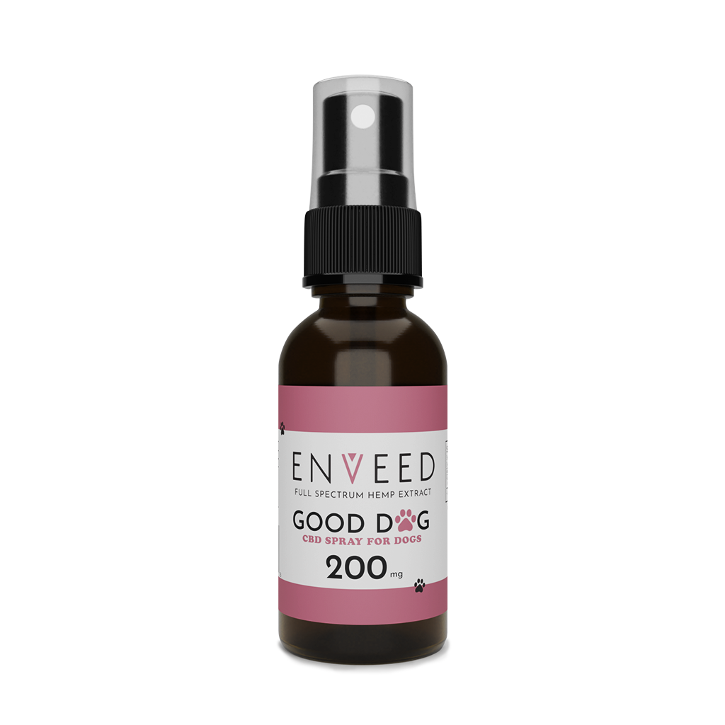 CBD Oil For Dogs - Tincture/Spray - 200mg