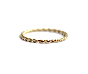 Twisted Ring - Medium