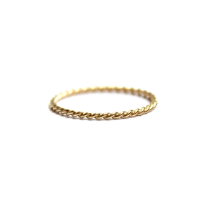 Twisted Ring - Skinny