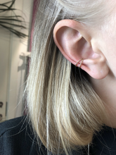 Indlæs billede til gallerivisning Twisted Ear cuff