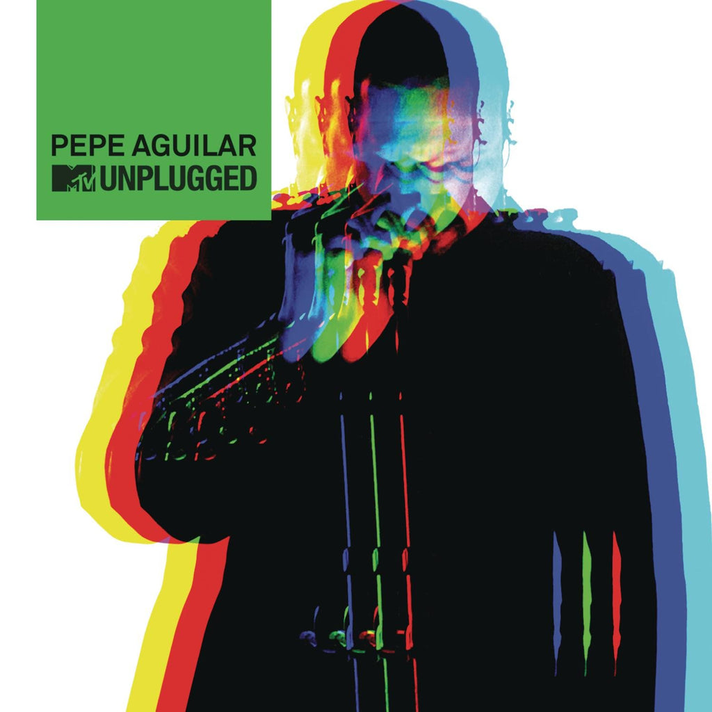 Pepe Aguilar - MTV UNPLUGGED - CD