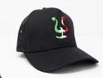 Mexico Collection Black Trucker Hat