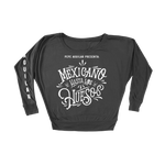 "Pepe Aguilar - ""Mexicano Hasta Los Huesos"" Off Shoulder Long Sleeve"