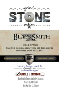 BlackSmith (6 Bean Espresso) - 5lb