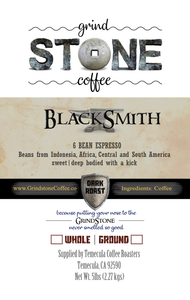 BlackSmith (6 Bean Espresso) - Monthly Subscription