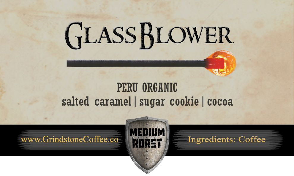 Glassblower (Peru Organic) - 12oz