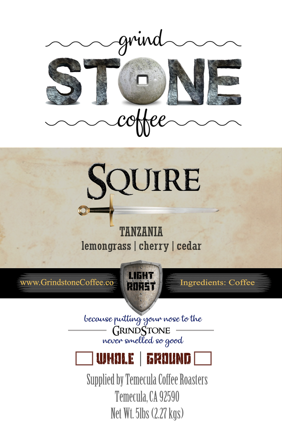 Squire (Tanzania) - Monthly Subscription
