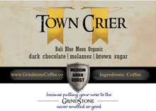 Town Crier (Bali Blue Moon Organic) - Monthly Subscription