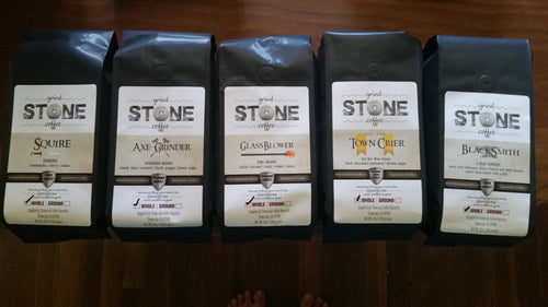 Sample Pack (All 6 roasts - 2oz bags)