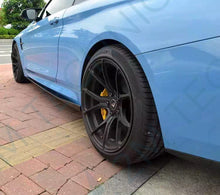 Load image into Gallery viewer, BMW M4 F82 Carbon M Performance Side Skirts - 2MTechnics