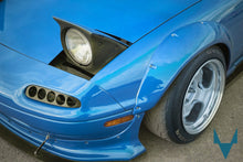 Load image into Gallery viewer, Mazda MX5 NA MK1 Wide Body Aero Style Lip - 2MTechnics