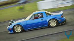 Mazda MX5 NA MK1 Wide Body Overfenders Kit - 2MTechnics