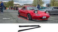 Load image into Gallery viewer, Mazda MX5 MX 5 MX-5 NB NA Side skirts steps - 2MTechnics
