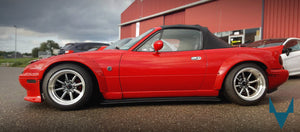 Mazda MX5 NA MK1 Custom Bunny Style Bodykit without side skirts - 2MTechnics