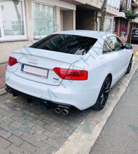 Load image into Gallery viewer, Audi A5 S5 S-Line Rear Diffuser - 2MTechnics
