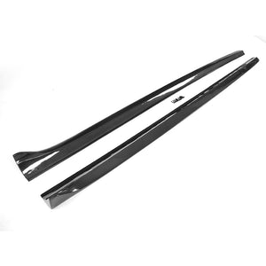 Audi A5 S5 RS Style Carbon Side skirts - 2MTechnics