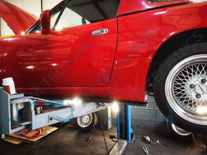 Mazda MX5 NA MK1 Wide Body Rear Corner Flares kit - 2MTechnics