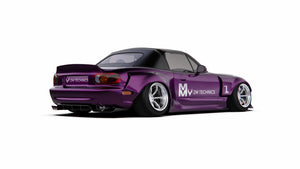 Mazda MX-5 NB FL Wide body kit - 2MTechnics