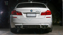 Load image into Gallery viewer, BMW 5 F10 M-Tech M-sport Rear Diffuser - 2MTechnics