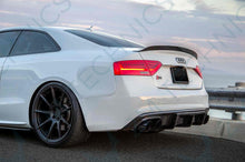 Load image into Gallery viewer, Audi A5 S5 S-Line Carbon Rear Diffuser - 2MTechnics
