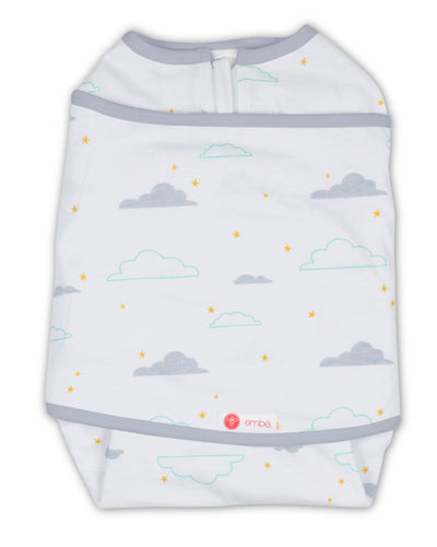 Classic 2-Way Swaddle | Clouds