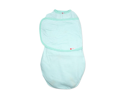 Classic SwaddleOut | Mint Stripe