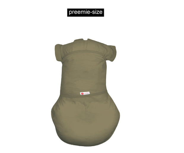 *PREEMIE* Transitional Swaddle Out (4-6lbs) | Moss 1