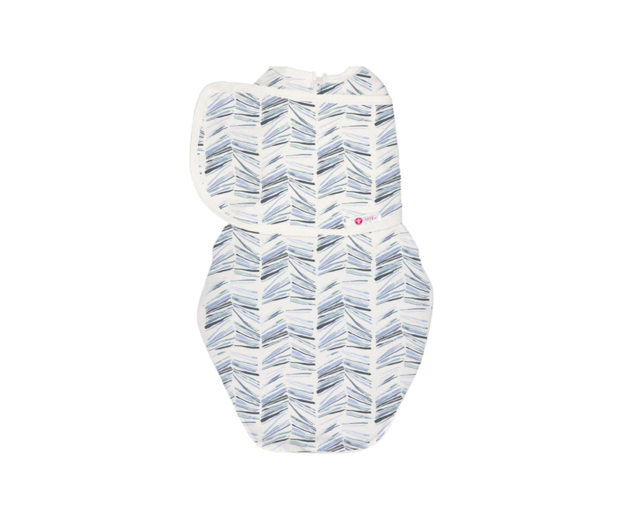 Starter Swaddle Original | Angle Stripe Watercolor (NEW) -