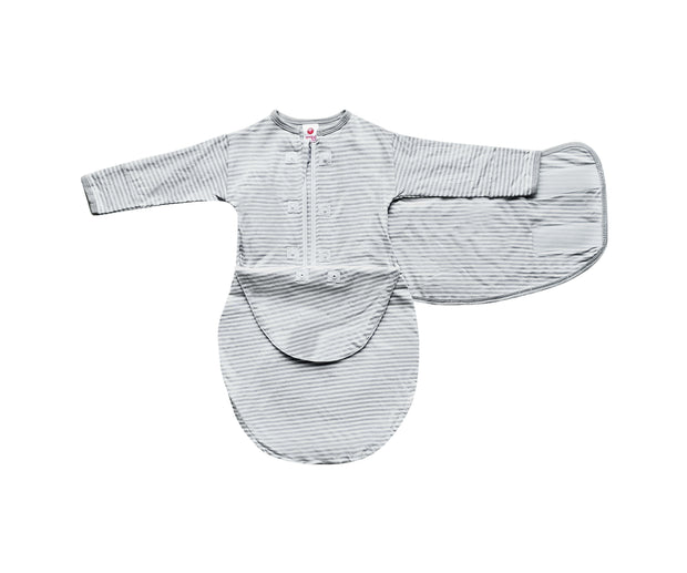 *ARMS-IN/OUT* | Long Sleeve Starter Swaddle (more colors) 1