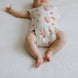 Transitional Swaddle Out | Blush Blossom 1