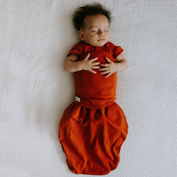 Transitional Swaddle Out | Rust 1