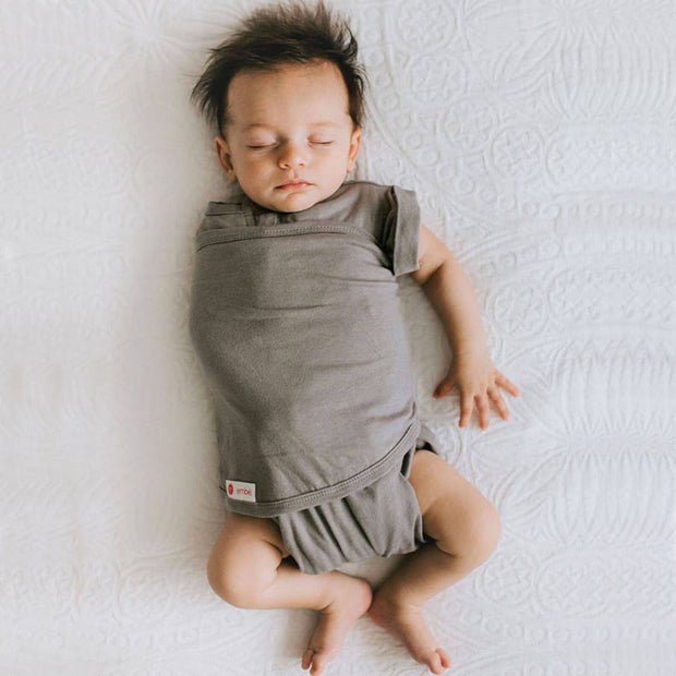 Transitional Swaddle Out | Slate 1