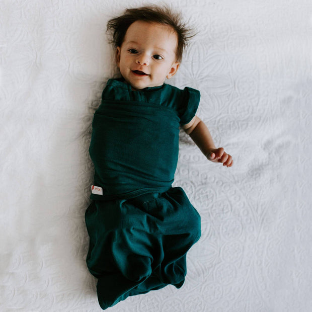 Transitional Swaddle Out | Spruce 1